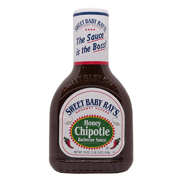 Sweet Baby Ray´s Honey Chipotle Barbecue Sauce 510g
