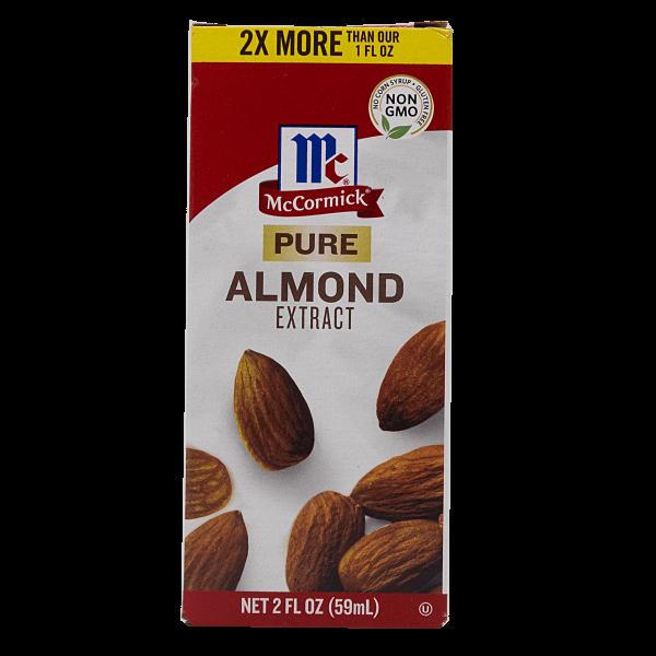Mc Cormick Pure Almond Extract 59ml