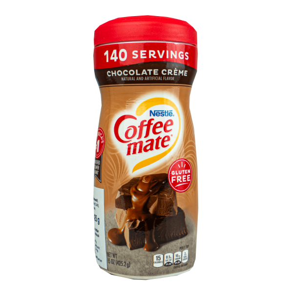 Coffee Mate Chocolate Creme 425g