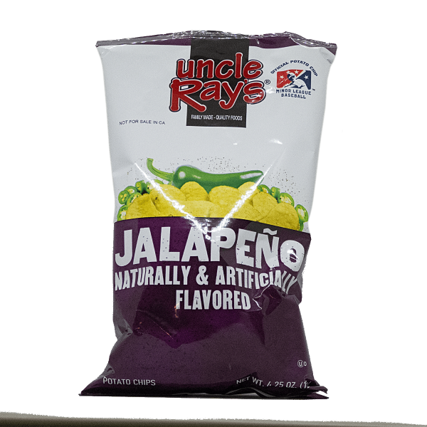 Uncle Ray´s Jalapeno 120g