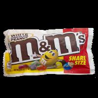 M&M´s White Chocolate Peanut 79,4g