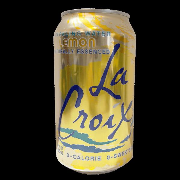 La Croix Sparkling Water Lemon 355ml