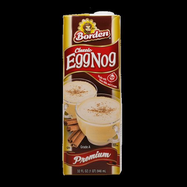 Borden EggNog Tetrapack 946ml