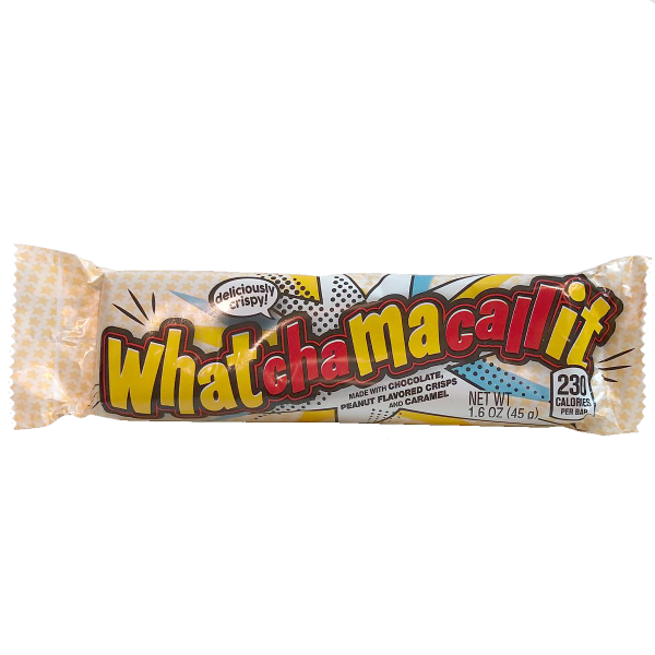 Hershey´s Whatchamacallit 45g