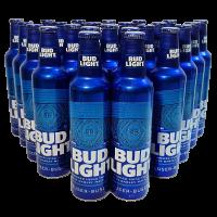 Bud Light Aluminium Bottle 24er Pack 473ml