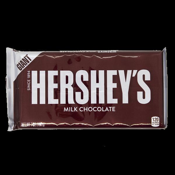 Hershey`s Milk Chocolate Giant 198g