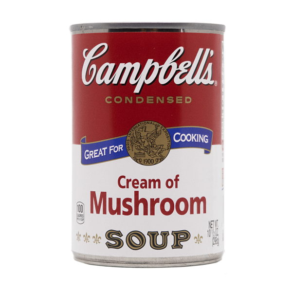 Campbell´s Cream of Mushrooms Soup Dose 298g