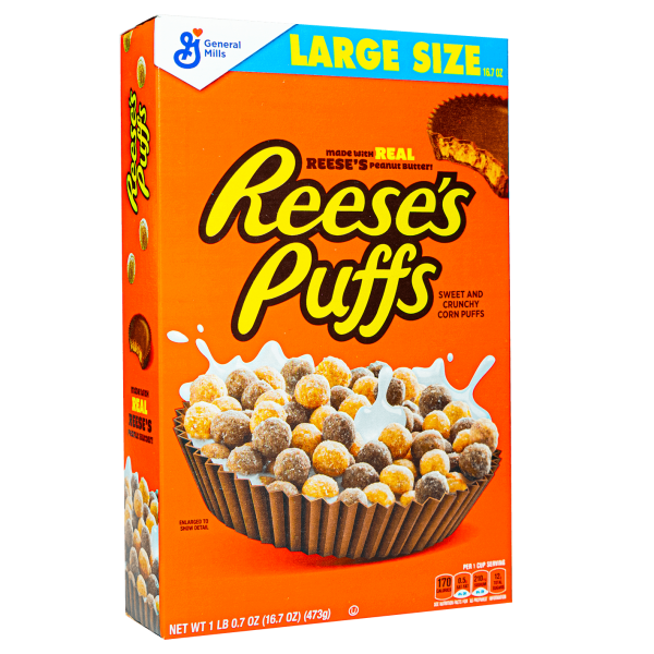 Reese´s Puff´s Cereals 473 g