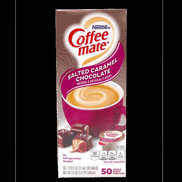 Coffee Mate Liquid Salted Caramel Chocolate 550ml