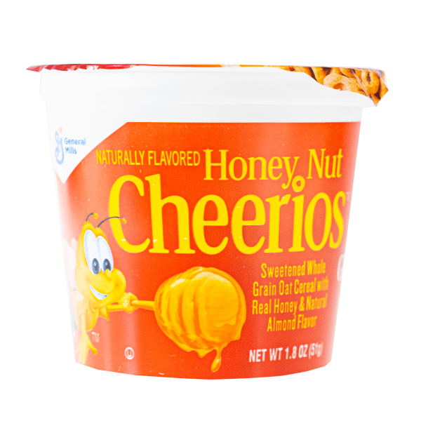 General Mills Cheerios Honey Nut 51 g