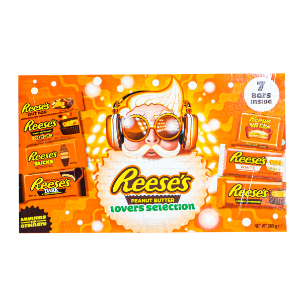 Reese´s Lovers Selection Box 7-teilig 285g