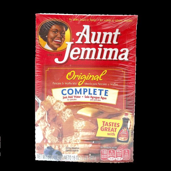 Aunt Jemima Original Complete Pancake Mix 453g