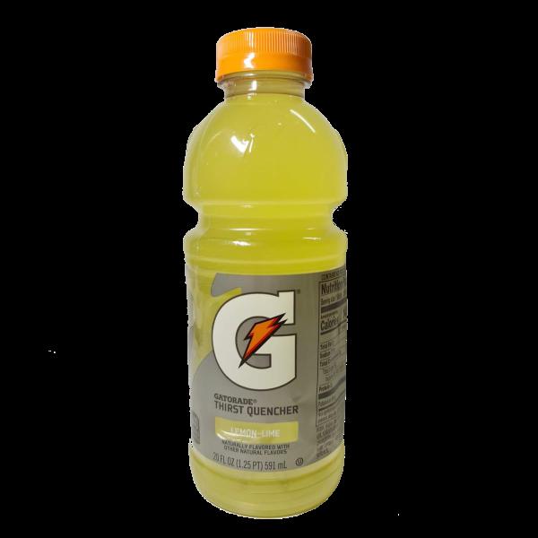 Gatorade Lemon Lime 591ml