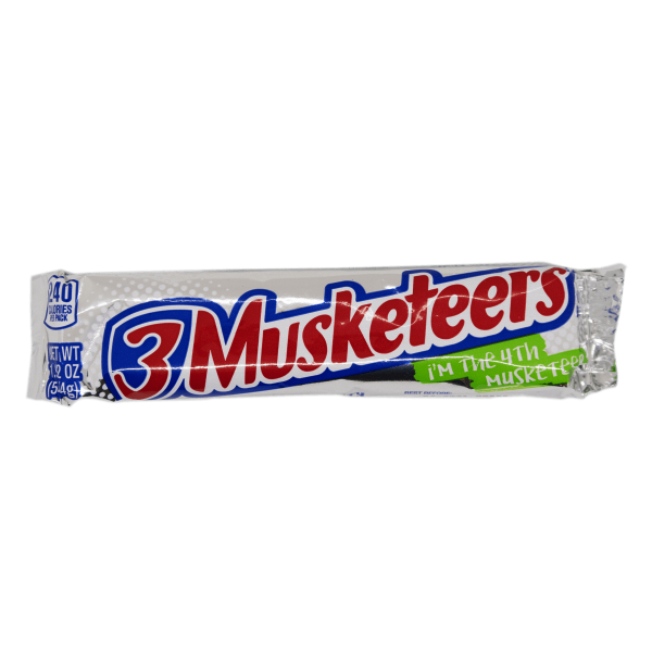 3 Musketeers 54,4g
