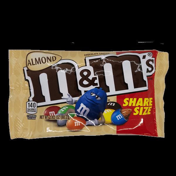 M&M´s Almond 80,2 g