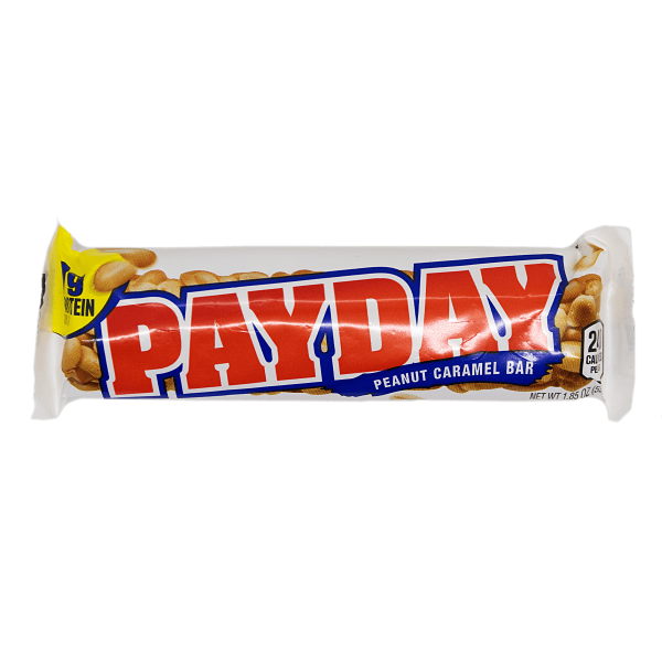 Hershey`s Payday Riegel 52g