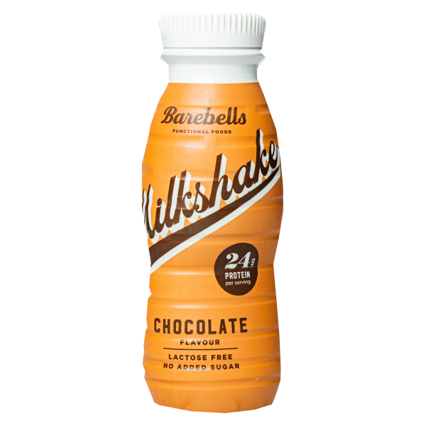 Barebells Protein Milkshake Chocolate Flasche 330ml