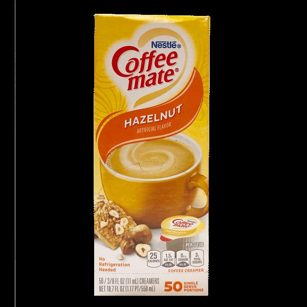 Coffee Mate Liquid Hazelnut 550ml