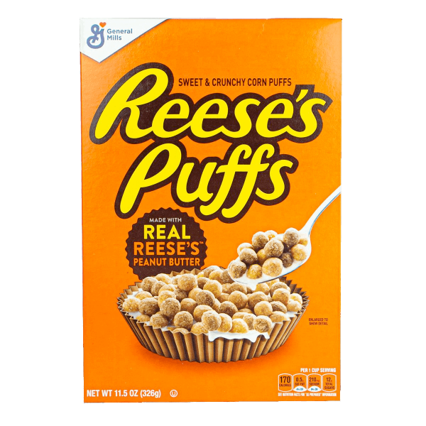 Reese's Puffs Cereals 326 g