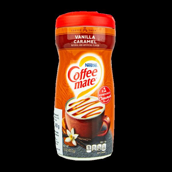 Coffee Mate Vanilla Caramel 425g
