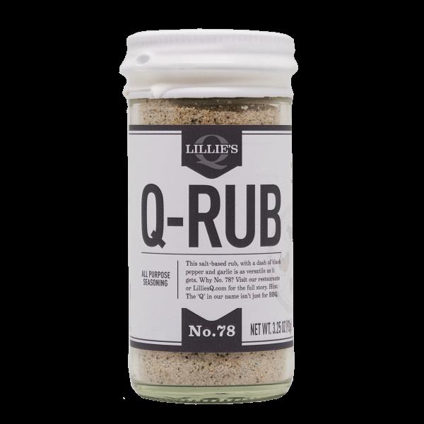Lillie´s Q-Rub 92g