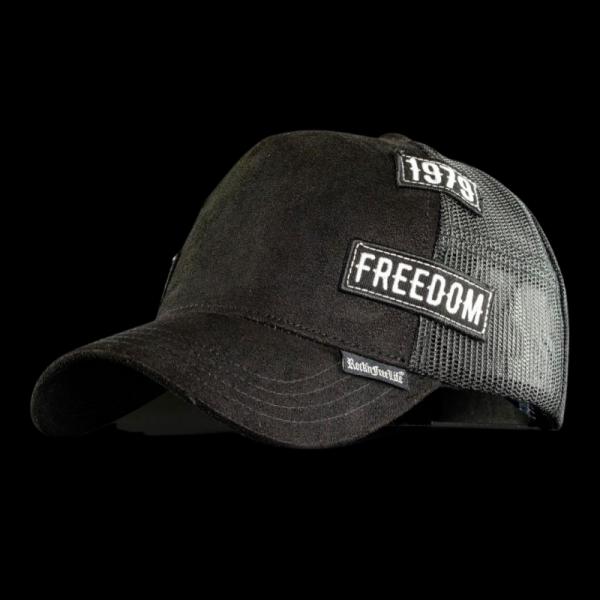 Rock'n Free Life Anonymous Cap