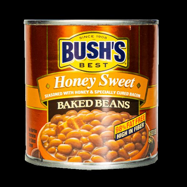 Bush´s Baked Beans Honey Sweet 454g