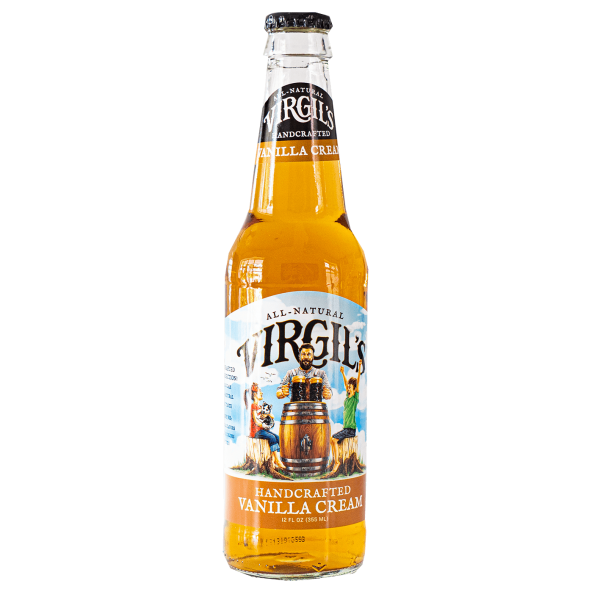 All Natural Virgil´s Handcrafted Vanilla Cream 355ml