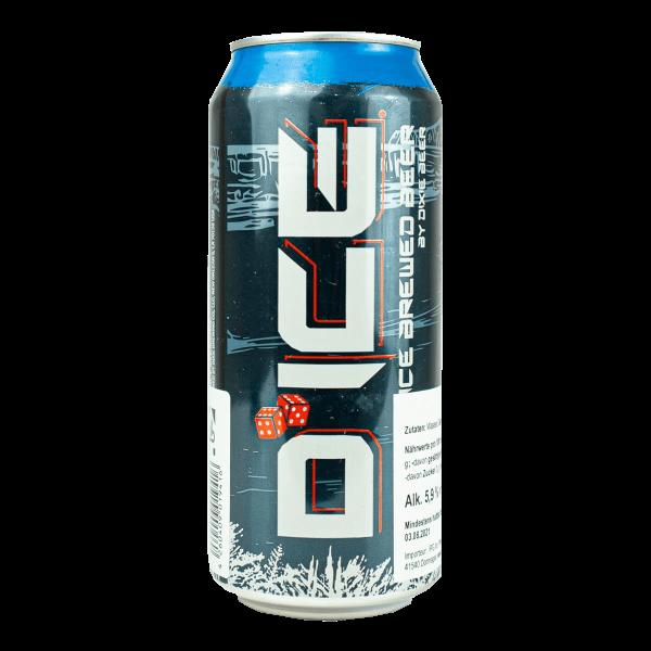 D´Ice Ice Brewed Beer 5,9%Alc./Vol. 437ml