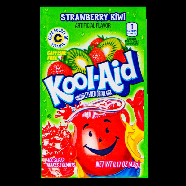 Kool-Aid Strawberry Kiwi 4,8g