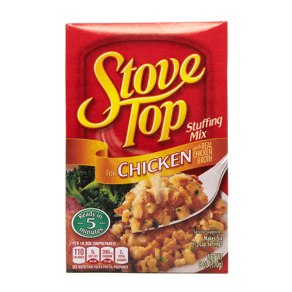 Stove Top Stuffing Mix Chicken 170g