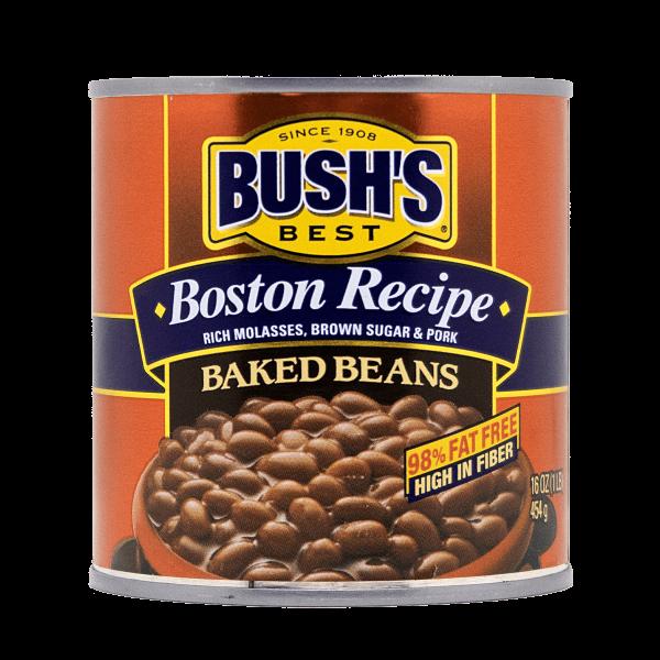 Bush´s Baked Beans Boston Recipe 454g