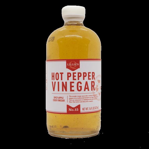 Lillie´s Hot Pepper Vinegar 473ml