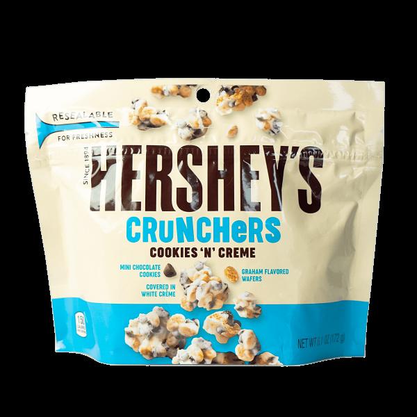 Hershey`s Cookies `n´ Cream Crunchers 172g