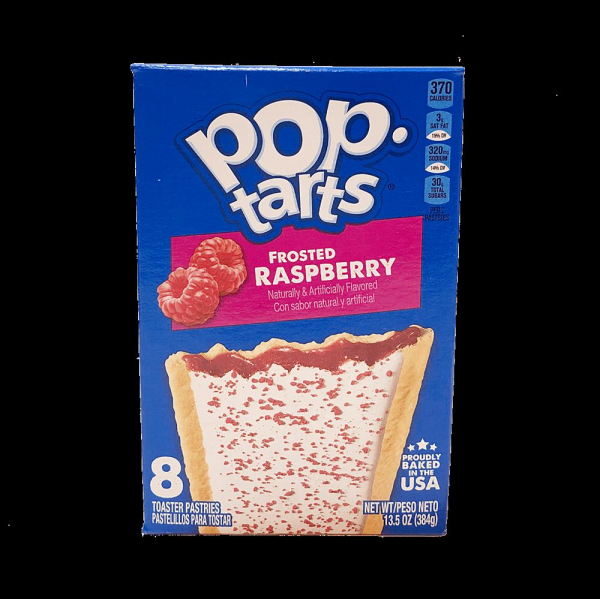 Pop Tarts Frosted Raspberry 8er Pack 384g
