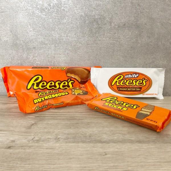 Reeses 4 für 3 Box