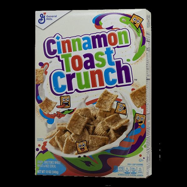 General Mills Cinnamon Toast Crunch 340g