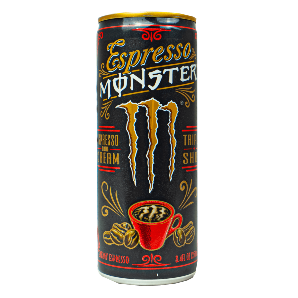 Monster Espresso & Cream 250ml