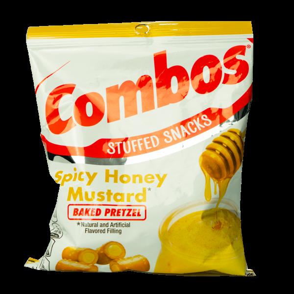 Combos Spicy Honey Mustard 179g
