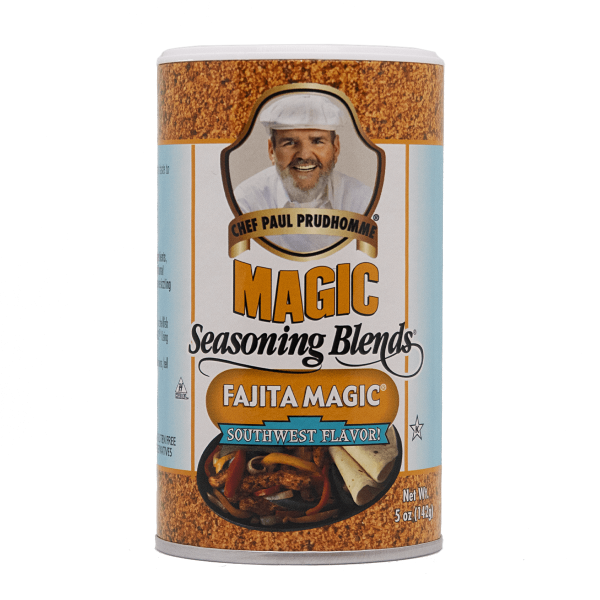Chef Paul Prudhomme`s Fajita Magic 142g