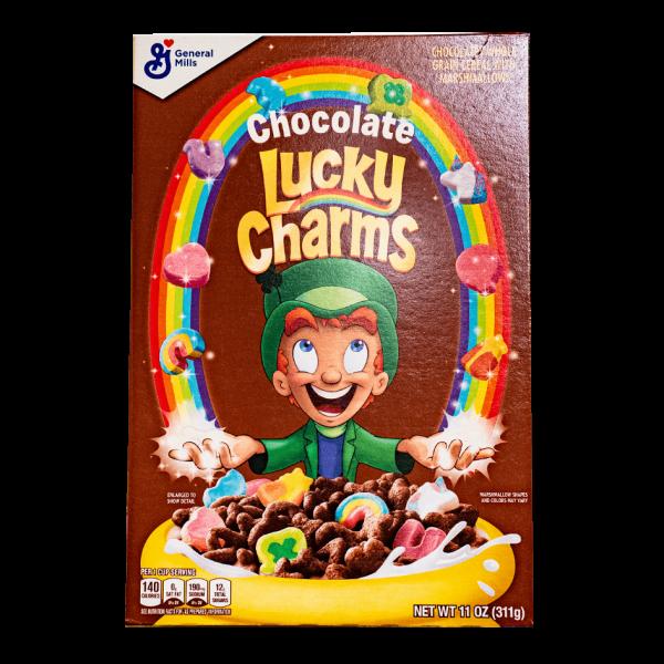Lucky Charms Chocolate 340gr