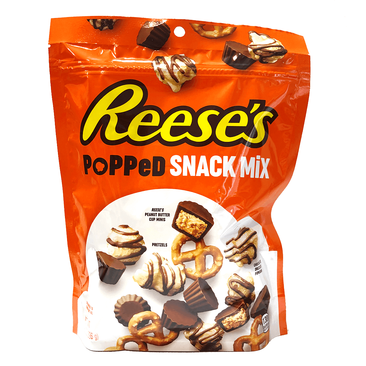 Reese´s Popped Snack Mix 226g