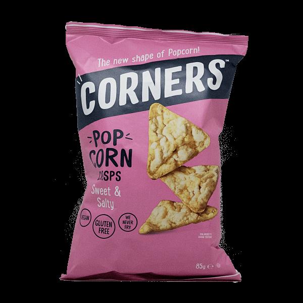 Corners Popcorn Crisps Sweet & Salty Maischips 85 g