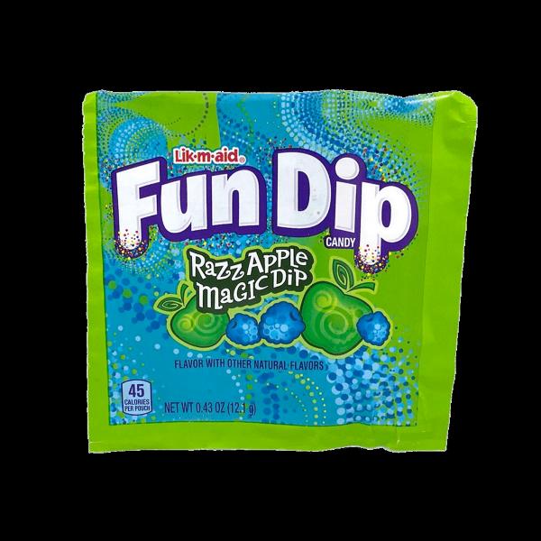 Fun Dip Razz Apple Magic Dip 12,1g