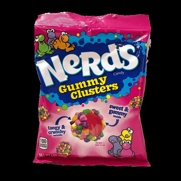 Nerds Gummy Clusters 141,75g