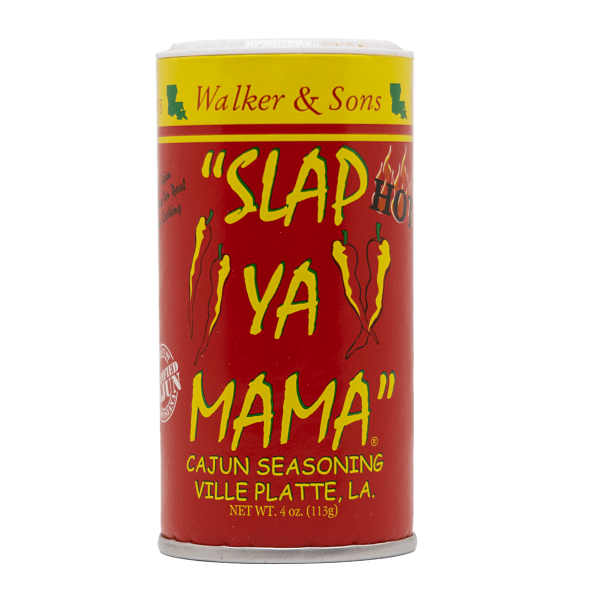 Slap Ya Mama Hot Cajun 113g