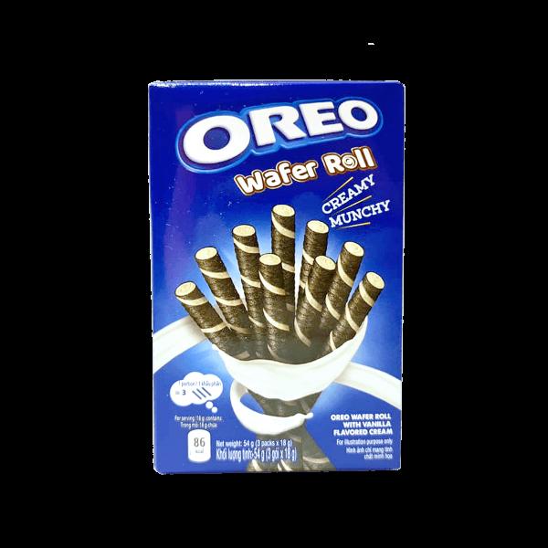 Oreo Wafer Roll Vanilla 54 g