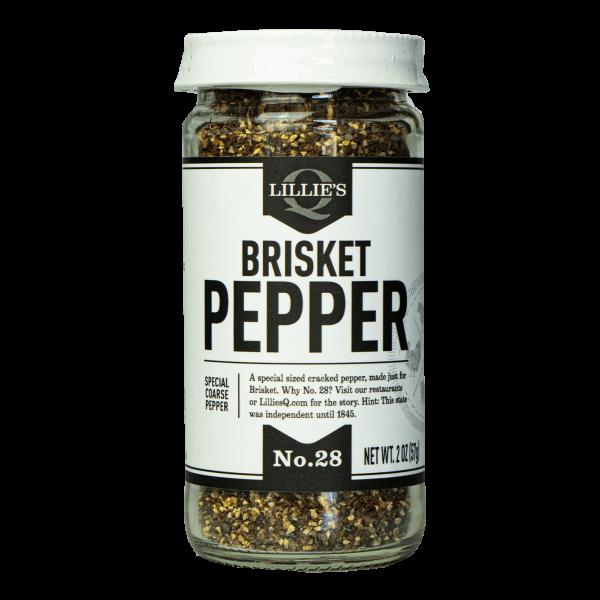 Lillie´s Brisket Pepper 57g