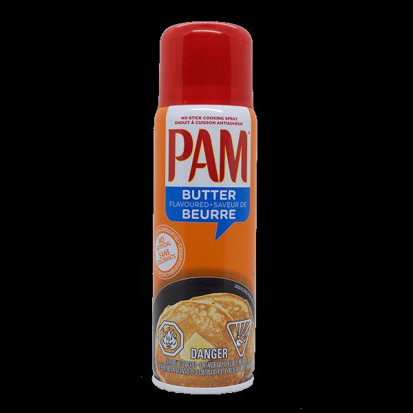 Pam Butter Cooking Spray 141 g