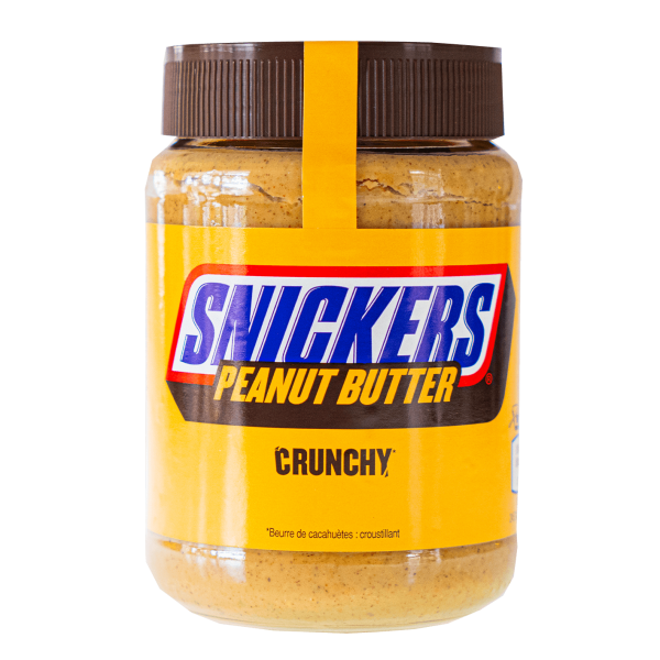 Snickers Peanut Butter Crunchy 320g
